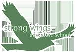 Strong Wings Adventure School, Footer Logo